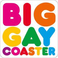 Big Gay Funny Coaster