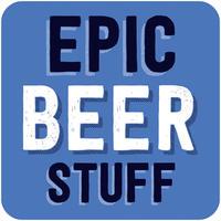 Epic Beer Stuff Funny Coaster