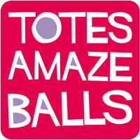 Totes Amazeballs Funny Coaster