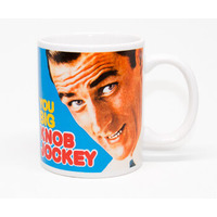 You Big Knob Jockey Funny Mug